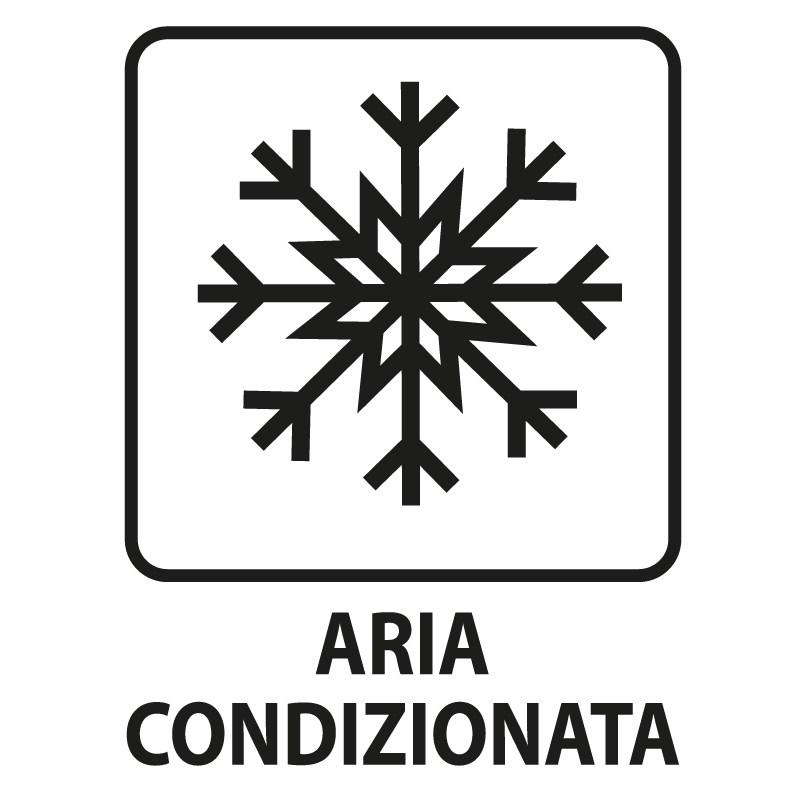 Adesivi Crea - Adesivi Locali Commerciali: Adesivo Aria Condizionata